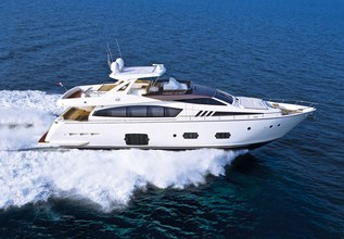 Montrachet Charter Yacht at Fort Lauderdale Boat Show 2016