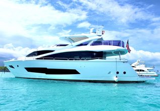 It's Noon Somewhere Charter Yacht at Fort Lauderdale International Boat Show (FLIBS) 2020- Attending Yachts