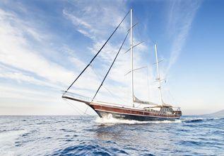 Cobra King Charter Yacht at TYBA Yacht Charter Show 2018