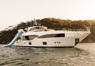 Oneworld Charter Yacht at Australian Superyacht Rendezvous 2018