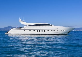 RG512 Charter Yacht at Cannes Yachting Festival 2017