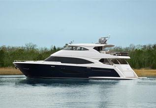 Rais N Cain Charter Yacht at Palm Beach Boat Show 2019
