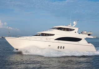 Victory Charter Yacht at Fort Lauderdale Boat Show 2019 (FLIBS)