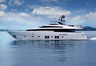 Wanda Charter Yacht at Palm Beach Boat Show 2016