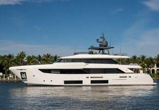 Gioia Charter Yacht at Miami Yacht Show 2019