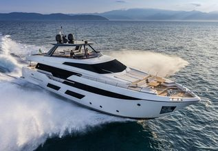 S Charter Yacht at Fort Lauderdale International Boat Show (FLIBS) 2021