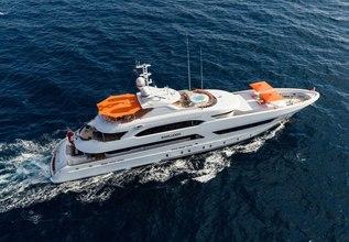 Artisa Charter Yacht at Monaco Yacht Show 2018