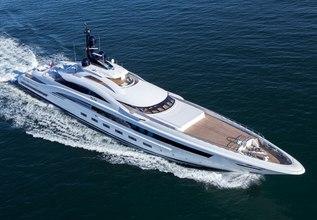 Yalla Charter Yacht at Monaco Yacht Show 2015