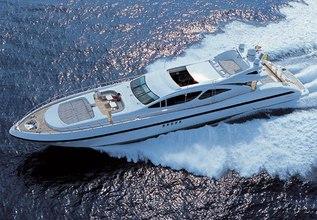 Plan A Charter Yacht at Monaco Grand Prix 2016
