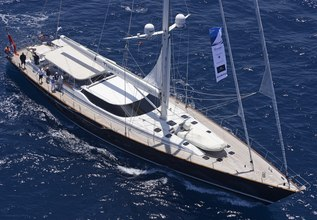 Tenaz Charter Yacht at The Superyacht Cup Palma 2016