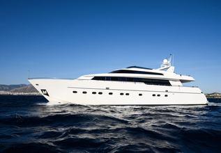 Zen Charter Yacht at Mediterranean Yacht Show 2019
