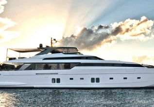 Morning Star Charter Yacht at Fort Lauderdale Boat Show 2015