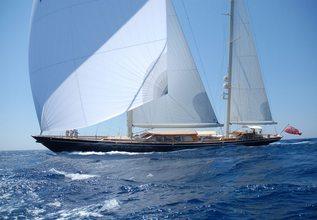 Thalia Charter Yacht at Palma Superyacht Show 2014