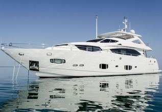 Emrys Charter Yacht at Miami Yacht Show 2020