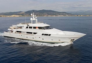 Sensei Charter Yacht at Cannes Yachting Festival 2014
