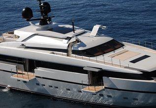 Stella Mia Charter Yacht at Monaco Yacht Show 2018