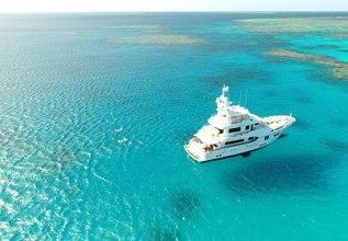 Arquimedes Charter Yacht at Australian Superyacht Rendezvous 2018