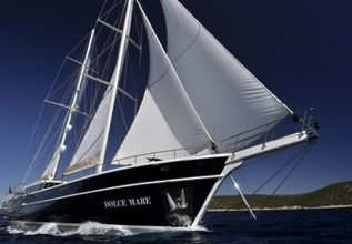 Dolce Mare Charter Yacht at TYBA Yacht Charter Show 2018