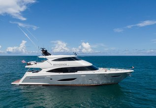 Book Ends Charter Yacht at Fort Lauderdale Boat Show 2017