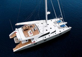 Ipharra Charter Yacht at Cannes Yachting Festival 2014