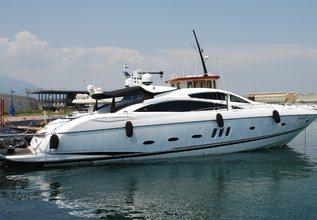 Dolce Vita III Charter Yacht at Yachts Miami Beach 2016