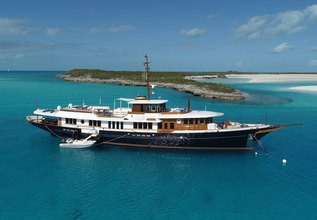 Nadan Charter Yacht at Fort Lauderdale Boat Show 2015