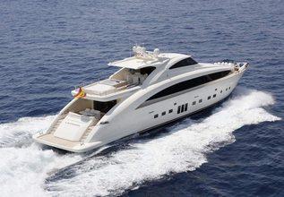 Il Gattopardo Charter Yacht at Palma Superyacht Show 2021