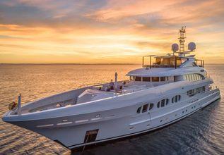 Odyssea Charter Yacht at Monaco Yacht Show 2017