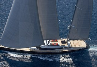 Nirvana Formentera Charter Yacht at The Dubois Cup 2015