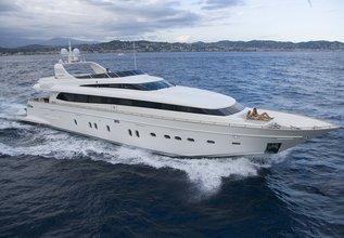 Bertona III Charter Yacht at Palma Superyacht Show 2015