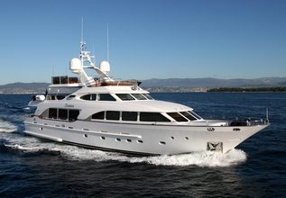 Renaissance Charter Yacht at Fort Lauderdale Boat Show 2015