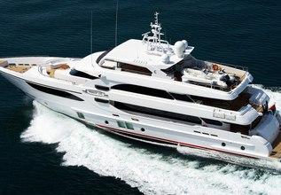 Jewel Charter Yacht at Monaco Yacht Show 2015