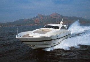 Sarah A Charter Yacht at Monaco Grand Prix 2014