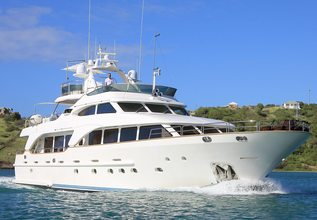 New Star Charter Yacht at Antigua Charter Yacht Show 2018