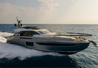 Never Give Up Charter Yacht at Fort Lauderdale International Boat Show (FLIBS) 2021