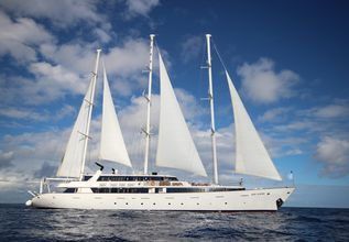 Pan Orama Charter Yacht at East Med Yacht Show 2015