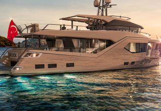 Rock Charter Yacht at Monaco Yacht Show 2018