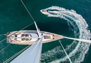 Twilight Charter Yacht at Antigua Charter Yacht Show 2014
