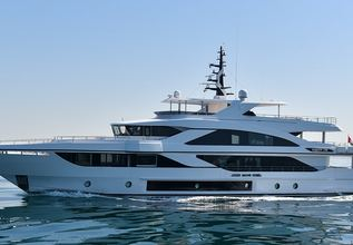Checked Out Charter Yacht at Miami Yacht Show 2020
