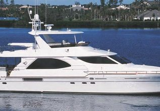 Miss Shuga Charter Yacht at Fort Lauderdale Boat Show 2014