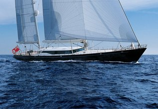 Squall Charter Yacht at Perini Navi Cup 2015