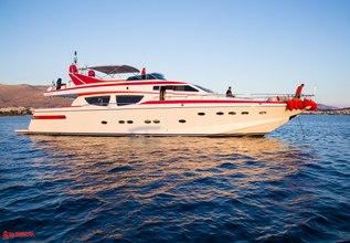 Albator Charter Yacht at Mediterranean Yacht Show 2018