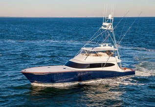 Cane Pole Charter Yacht at Fort Lauderdale Boat Show 2015