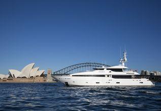 Masteka 2 Charter Yacht at Australian Superyacht Rendezvous 2018
