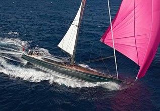 Paula Rosa Charter Yacht at Palma Superyacht Show 2014
