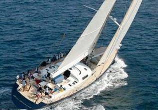 Blue Diamond Charter Yacht at Palma Superyacht Show 2018