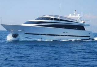 Chamade Charter Yacht at MIPIM 2020