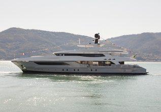 Medially Charter Yacht at Monaco Yacht Show 2019