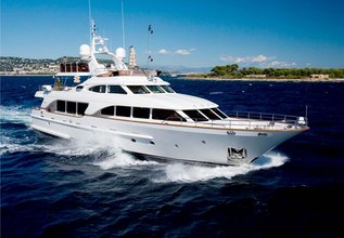 Jazz  Charter Yacht at Antigua Charter Yacht Show 2014