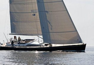 Alchemy IV Charter Yacht at Newport Charter Show 2015